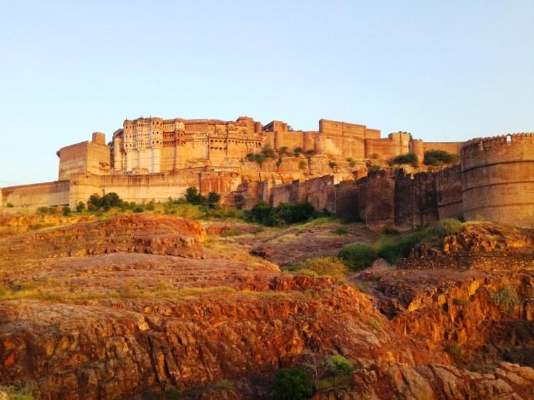 Mehrangad Fort Jodhpur