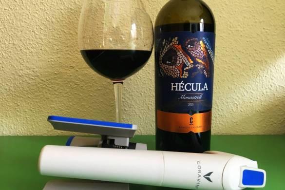 cata de vinos hecula 2015