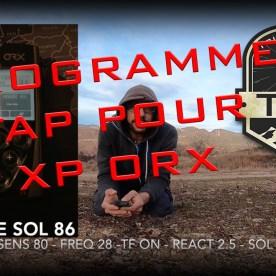 programme TAP ORX TAPX
