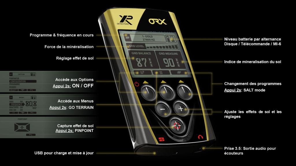XP ORX, Réglages et conseils