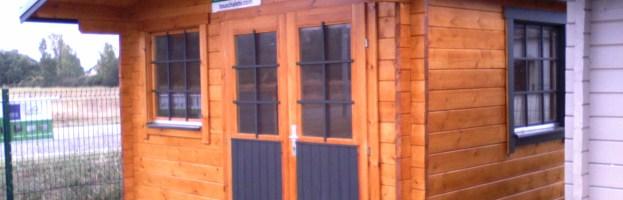 Bureau de jardin / dépendance / chalet bois 10m²