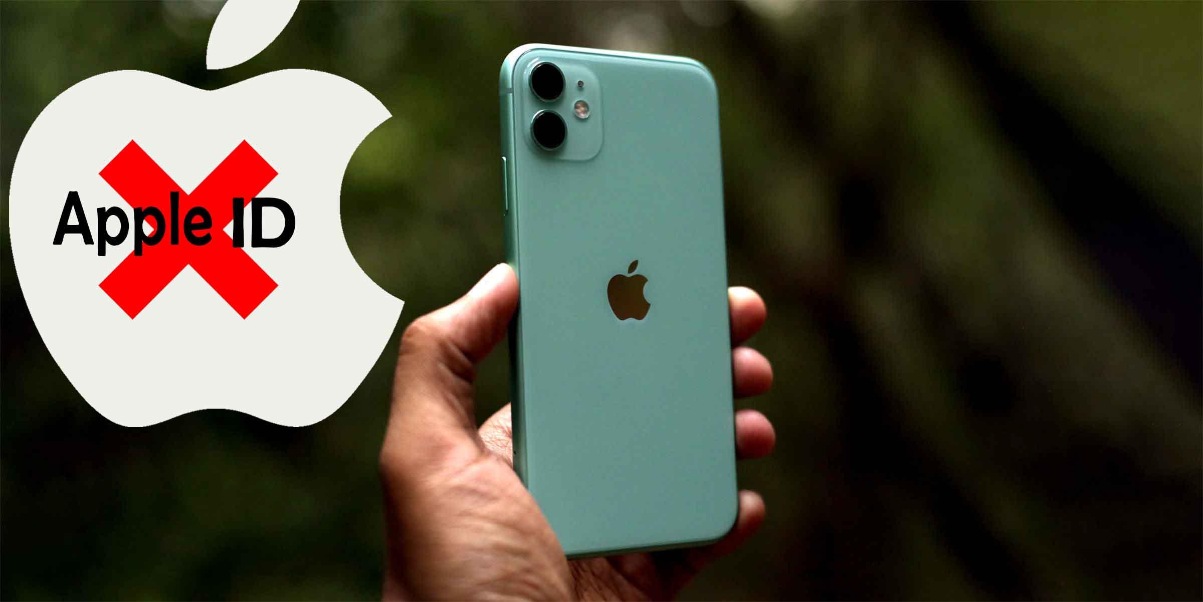 iPhone Identifiant Apple
