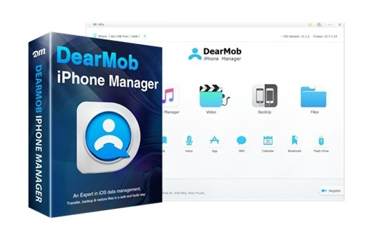 DearMob-iPhone-Manager