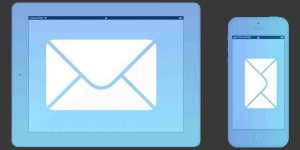Configurer Emails sur iPhone ou iPad