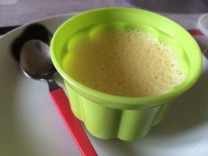 Mousse à la vanille au mascarpone