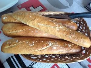 baguettes recette pain cocotte céréales
