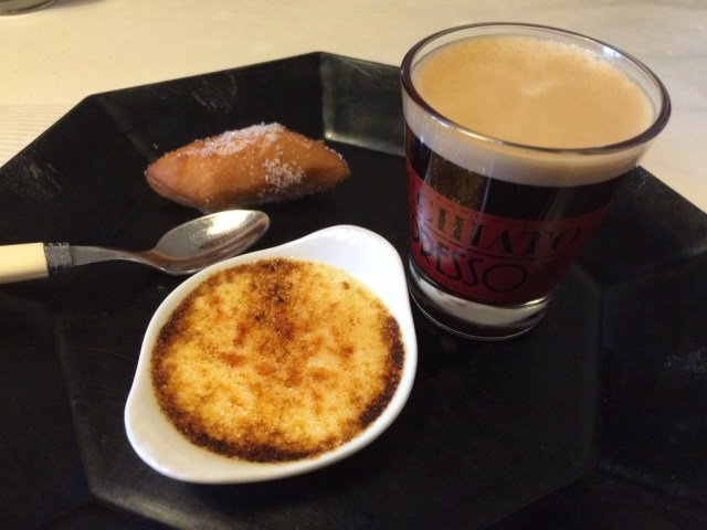 crèmes brûlées pour cafés gourmands 2