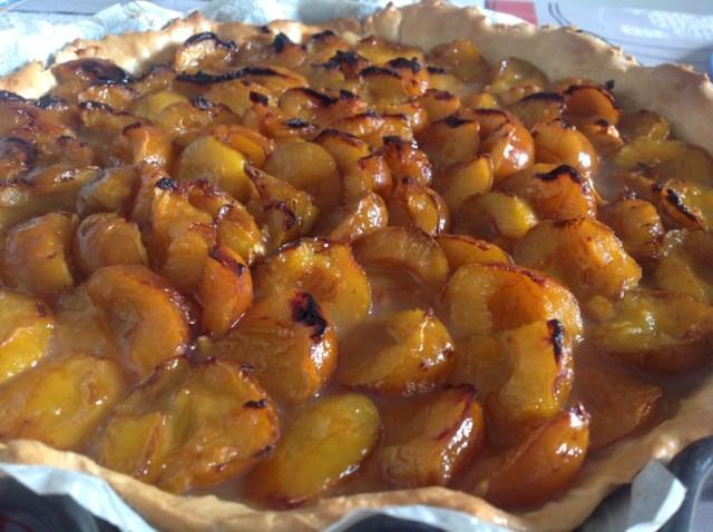 pâte à tarte pour fruits juteux