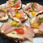 Tartines de chaource