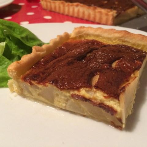 tarte-aux-poires-et-au-gorgonzola