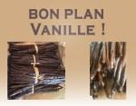 Bon plan Vanille