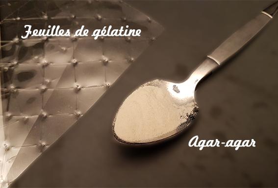 gélatine agar-agar
