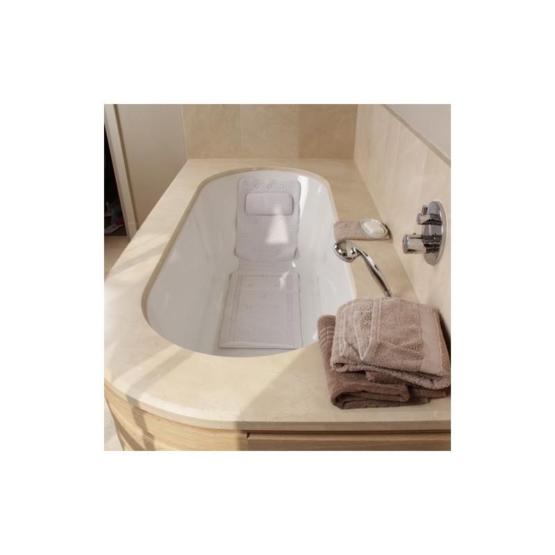 tapis de bain antiderapant avec dossier de soutien antiderapant bain