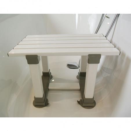 tabouret de bain pour baignoire avec ventouses siege de bain tous ergo