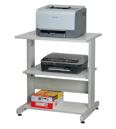 meuble pour poste imprimante