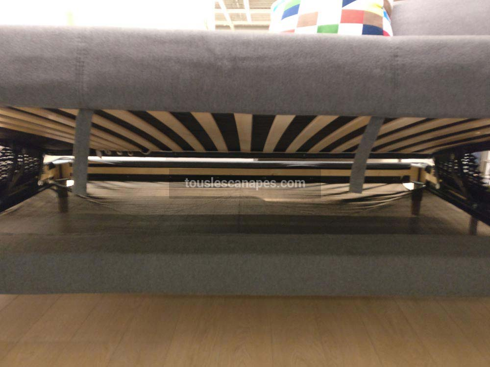 Test Et Avis Du Canapé Convertible Flottebo De Chez Ikea
