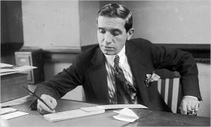 Charles Ponzi en 1920 Système de Ponzi