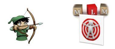 Marketing de Réseau et le Tir à l'arc