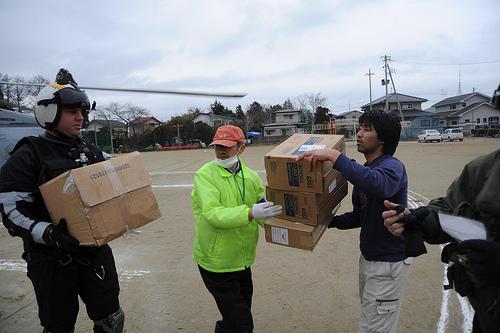 aide pour le japon