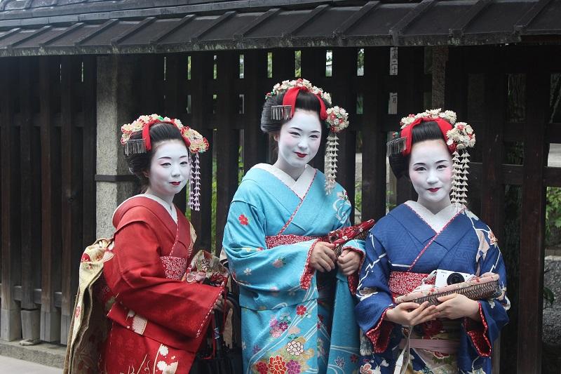 kimono,habits,traditionnels,japon