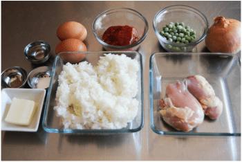 omurice recette cuisine japonaise