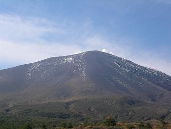 Le Mont Asama (Auteur: Kazuhisa OTSUBO Source: flickr.com)
