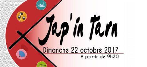 Bannière Jap'in Tarn