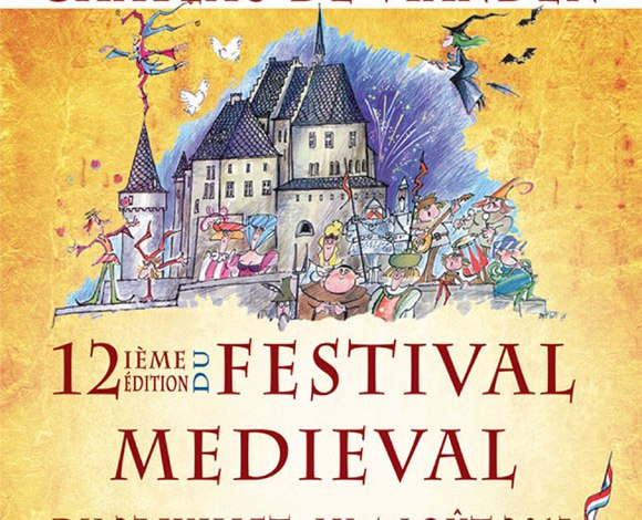Photo of Le Festival médiéval 2013 de Vianden débute ce samedi 27 juillet