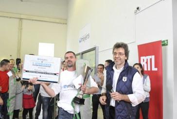 Carlos Rodrigues est le 1er Champion du lavage de vitres au Luxembourg