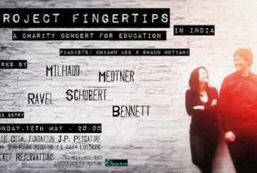 Project Fingertips au Luxembourg : un concert pour la solidarité