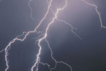 Météo en vigilance orange au Luxembourg : pluie de grêle et orages violents