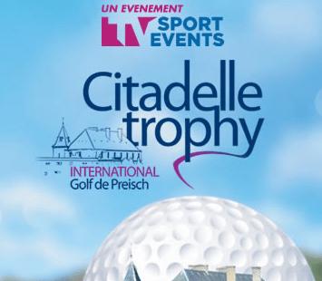 Photo of Le Citadelle Trophy International de retour au Golf de Preisch