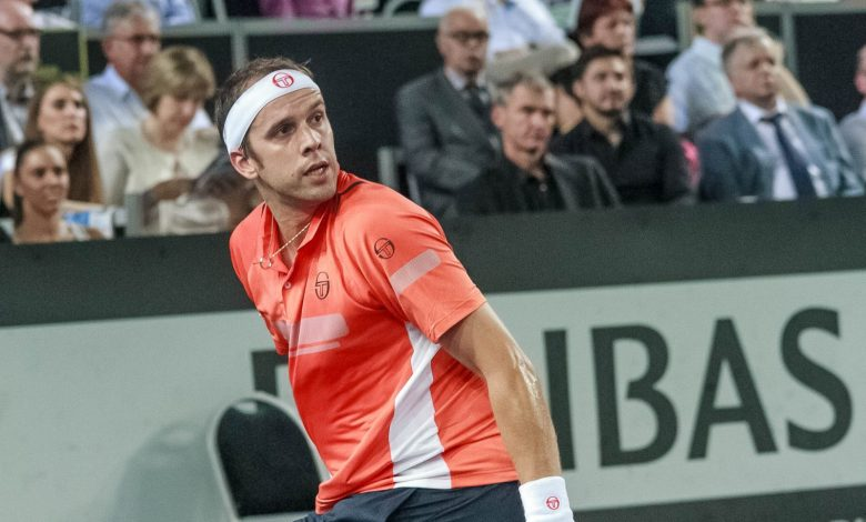 Photo of Moselle Open : Muller finit par s'incliner contre Tsonga