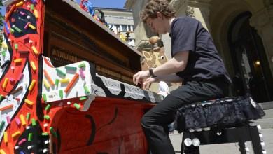 Photo of My Urban Piano à Luxembourg-ville : à vous de jouer !