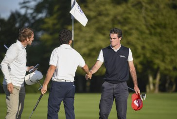 Retour sur la 1ère journée du Citadelle Trophy au Golf de Preisch (photos)
