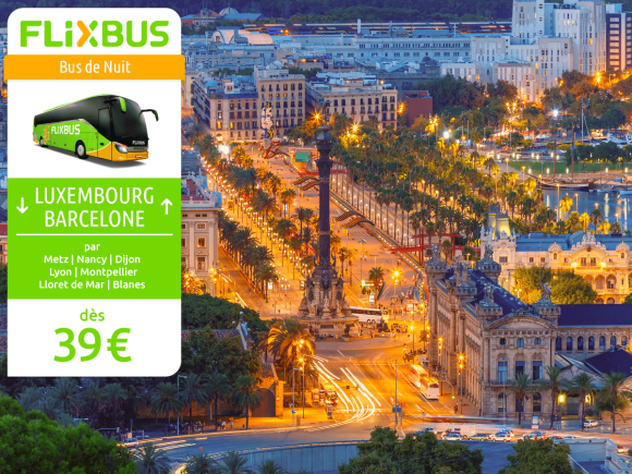 Source : page Facebook de Flixbus