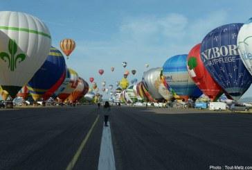 Luxembourg Balloon Trophy : envols de montgolfières et animations pour toute la famille