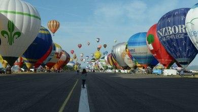 Photo of Luxembourg Balloon Trophy : envols de montgolfières et animations pour toute la famille