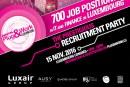 Soirée de recrutement Plug&Work à Luxembourg : 700 postes en IT et Finance