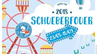 Photo of Luxembourg : c'est parti pour la Schueberfouer 2018 !