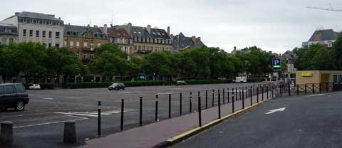 Parking république Metz 1