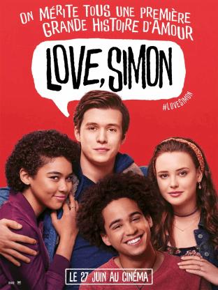 Affiche Love Simon