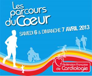 Parcours du coeur 2013