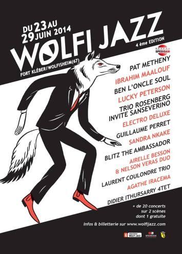 Wolfi Jazz 2014