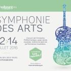 Symphonie des arts 2016