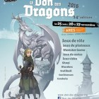 Convention jeux Don des Dragons