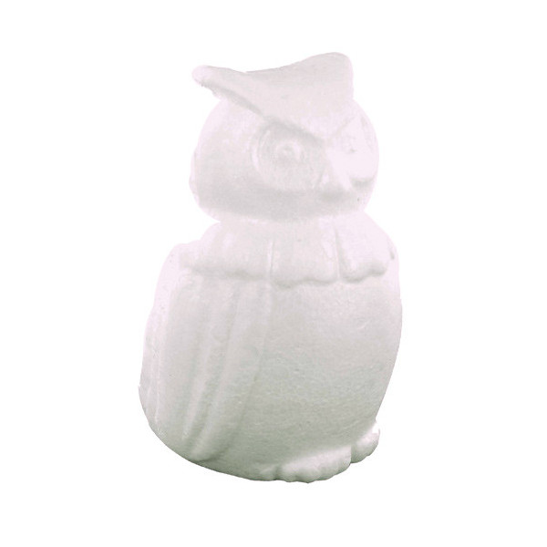 animaux en polystyrene supports a