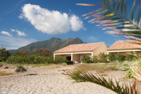 residence moriani plage fior di mare  tourisme corse