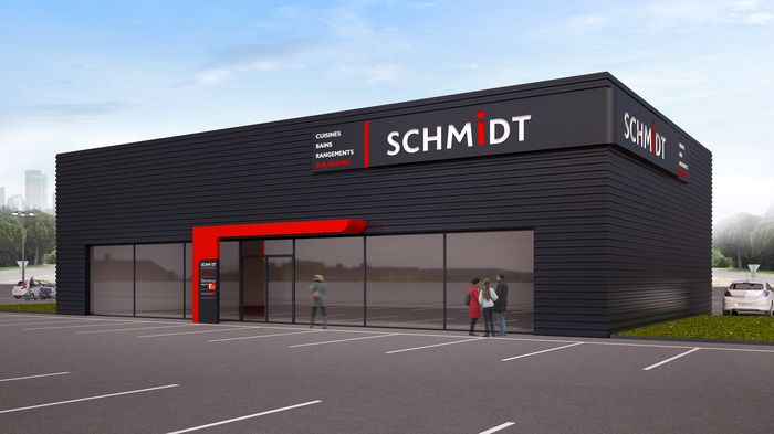 Cuisine Schmidt Pontarlier