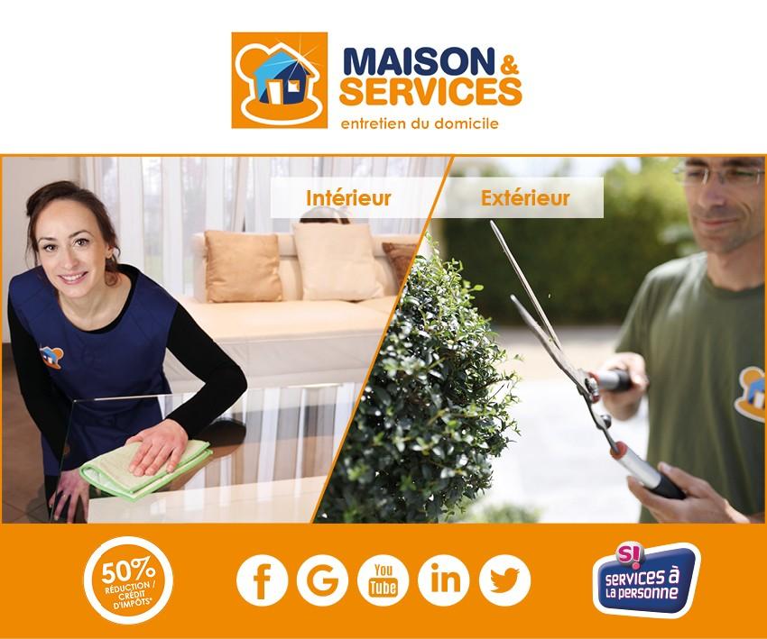 franchise maison services dans